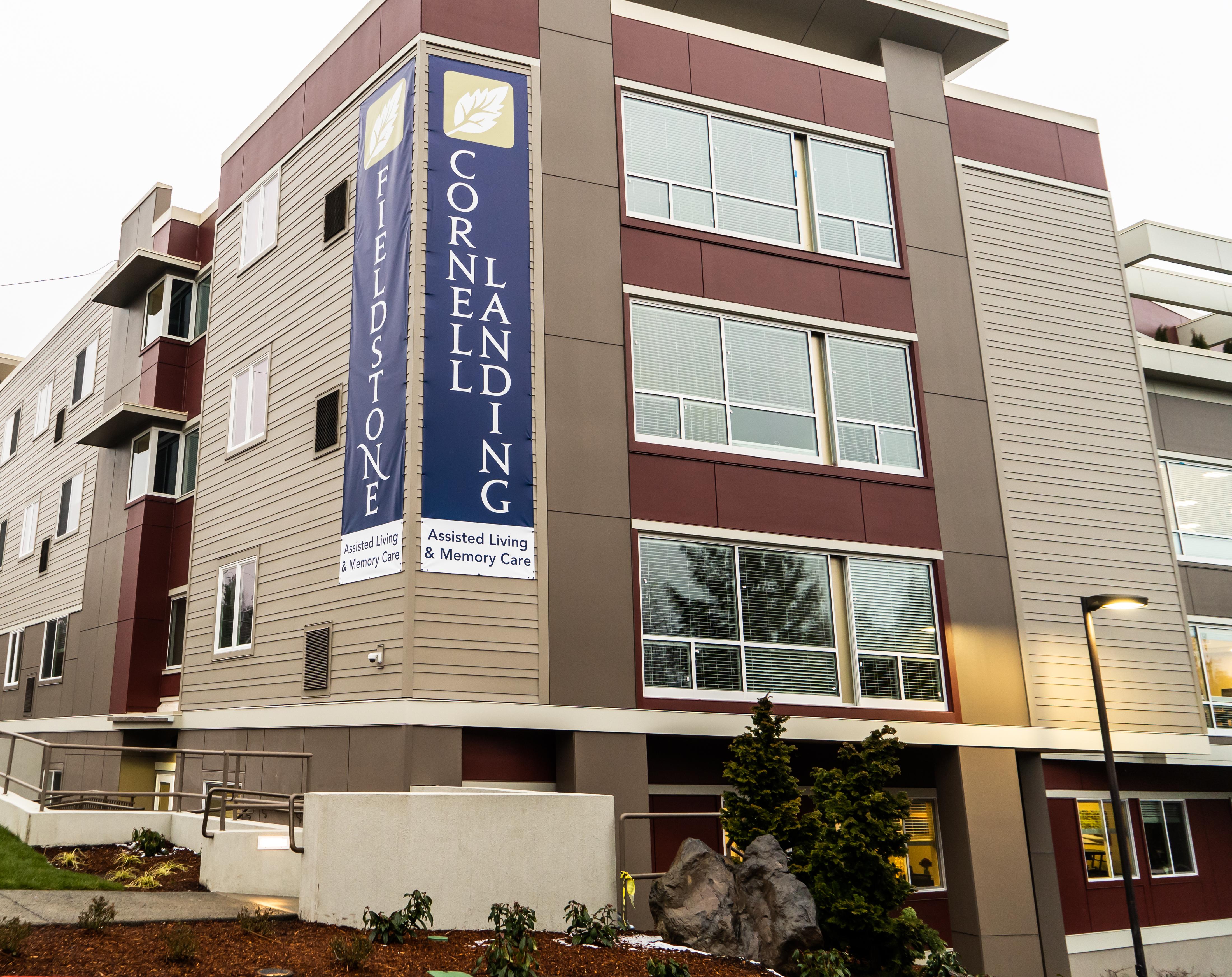Fieldstone Cornell Landing, Portland, OR