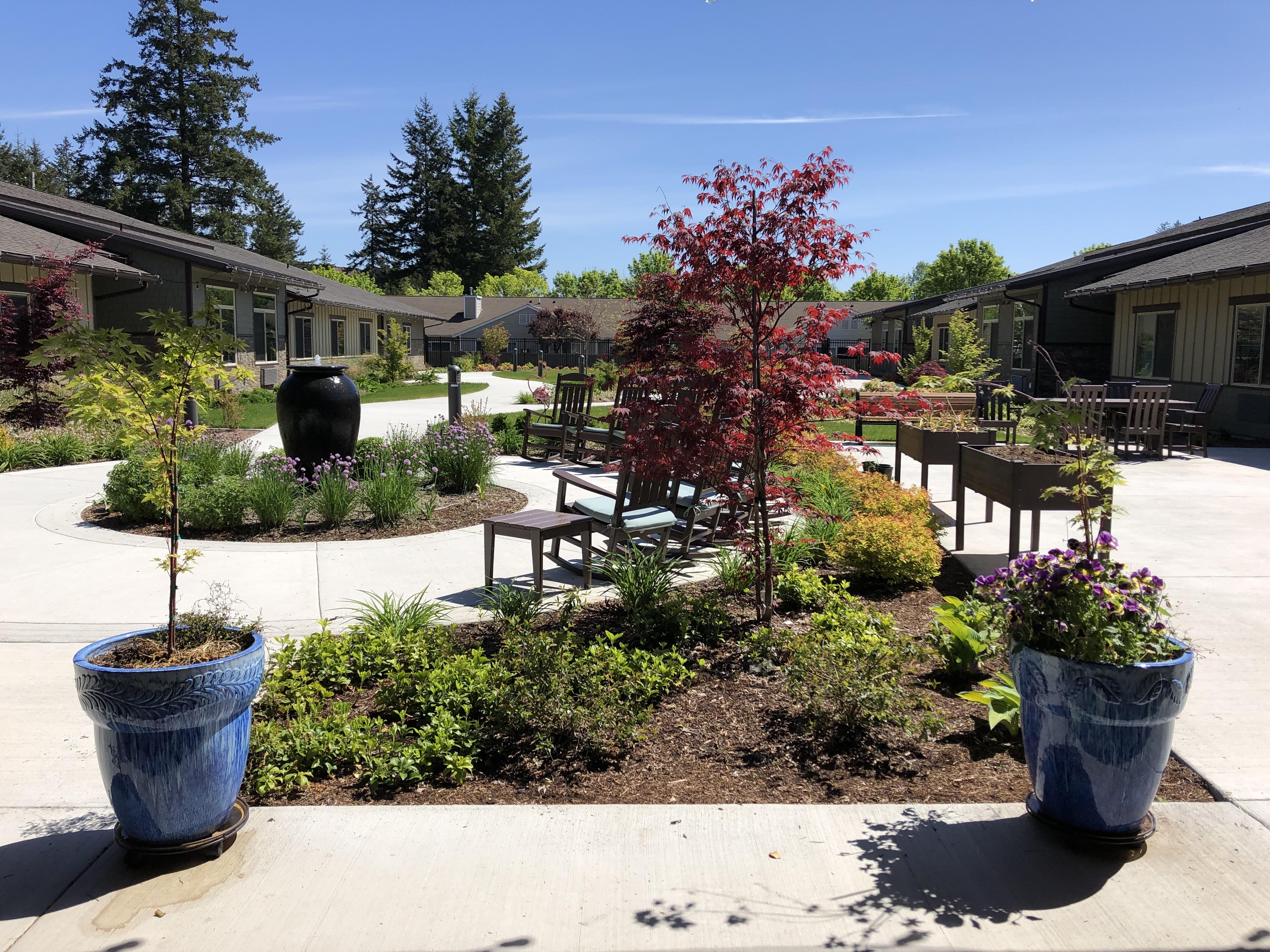 Fieldstone Memory Care in Olympia, WA