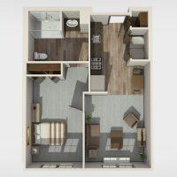 Silverdale-one-bedroom-2